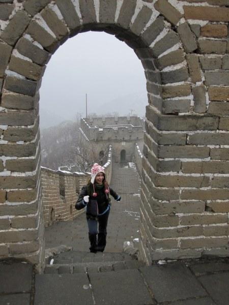 Hiking Mutianyu Great Wall