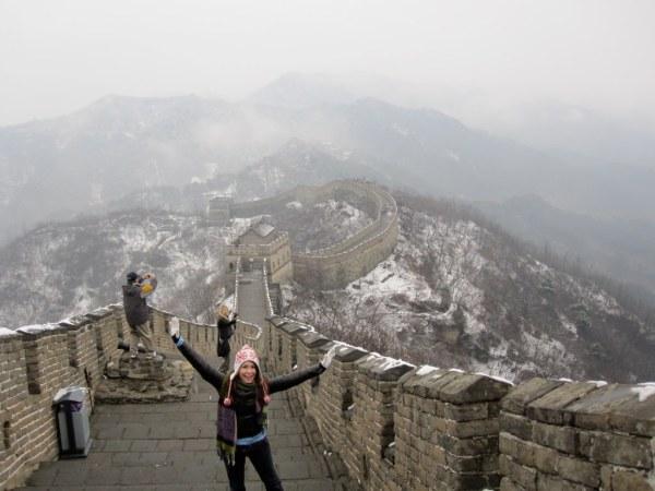 Nadine Mutianyu Great Wall