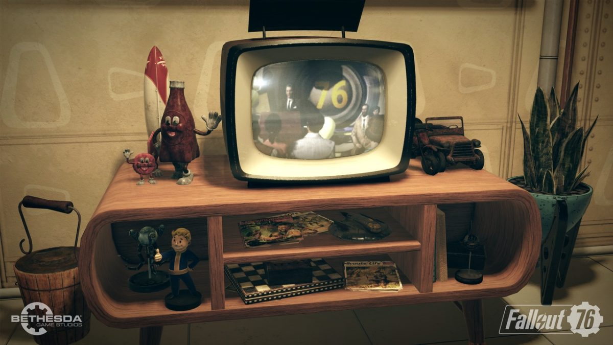 Bethesda Announces Fallout 76 Game To Feature Multiplayer