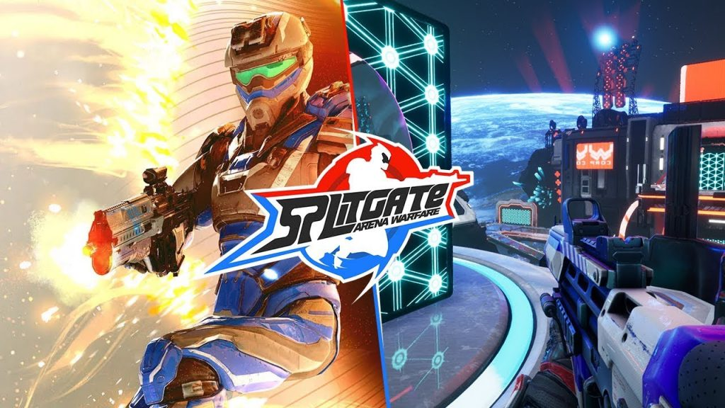 Splitgate Arena Warfare Announces Partnership With Overwolf Playtest Happening This Weekend