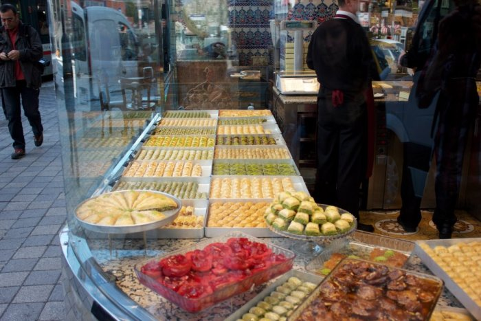 Sweets Istanbul 6