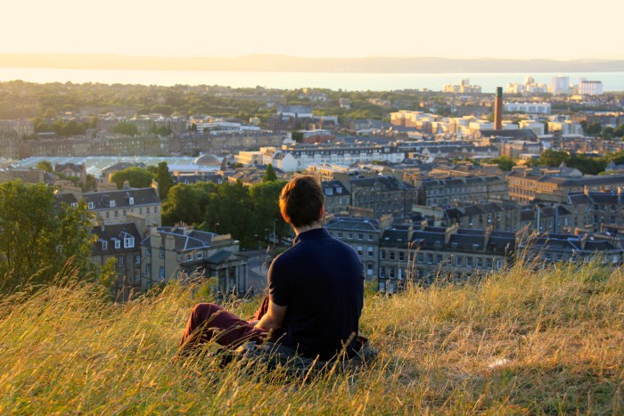 HeyRashmi Best Weekend Breaks UK - Calton Hill