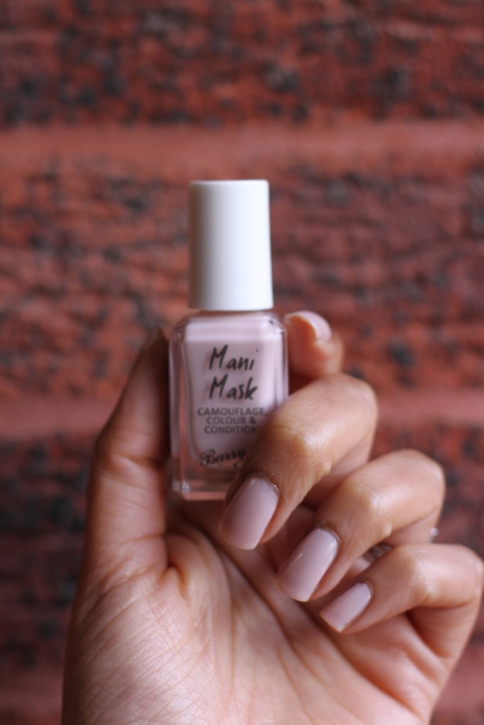 Barry M Mani Mask in Birthday Suit