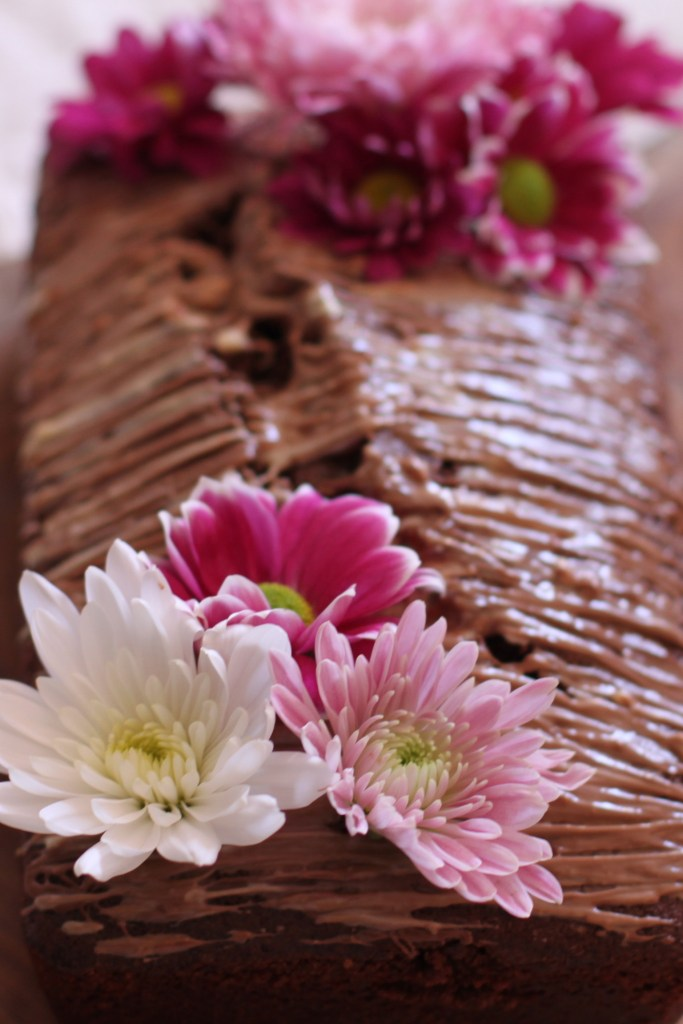 HeyRashmi Mother's Day triple chocolate cake