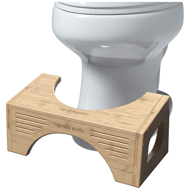 2nd trimester must have squatty potty