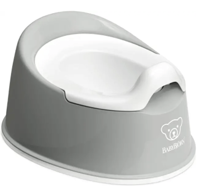 Infant potty seat