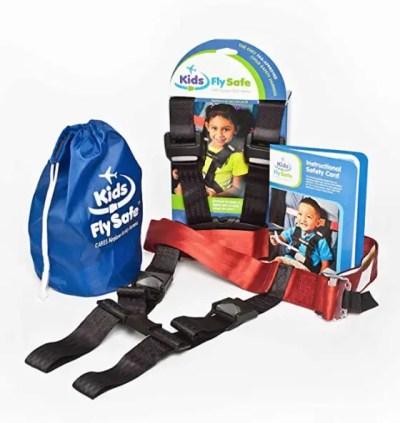 baby's first flight child seat belt