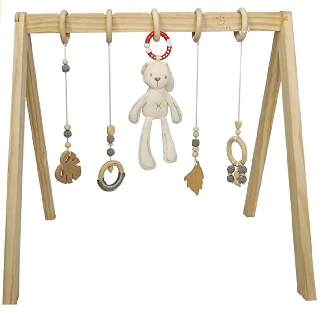 neutral nursery decor for a minimalist registry