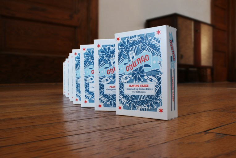 Chicago Playing Card Decks