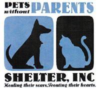 Pets Without Parents Logo
