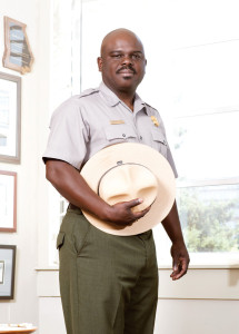 Great Smoky Mountains National Park Superintendent Cassius Cash