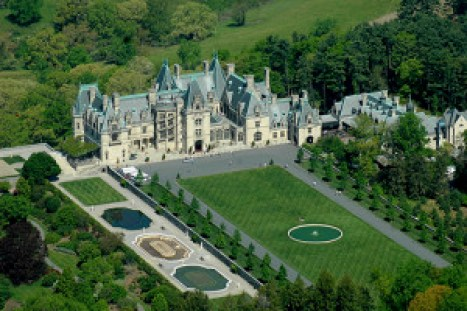Biltmore Estate Asheville North Carolina