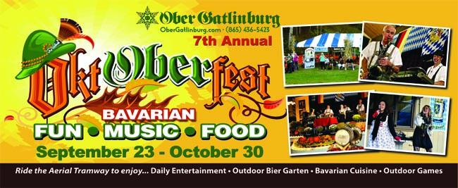 Oktoberfest 2016 at Ober Gatlinburg