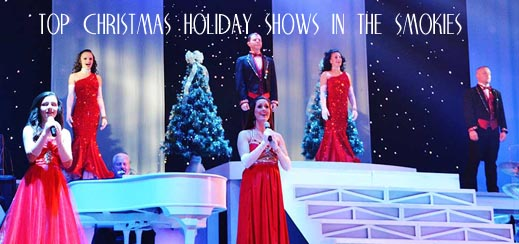Top Christmas Holiday Shows in the Smokies: 2016 Edition