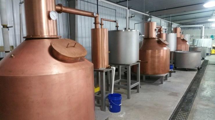 Cocke County Moonshine Distillery