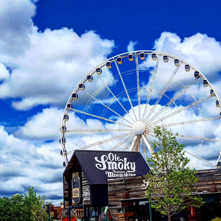 The Island, Pigeon Forge, Great Smoky Mountains is a great destination for the entire family!
