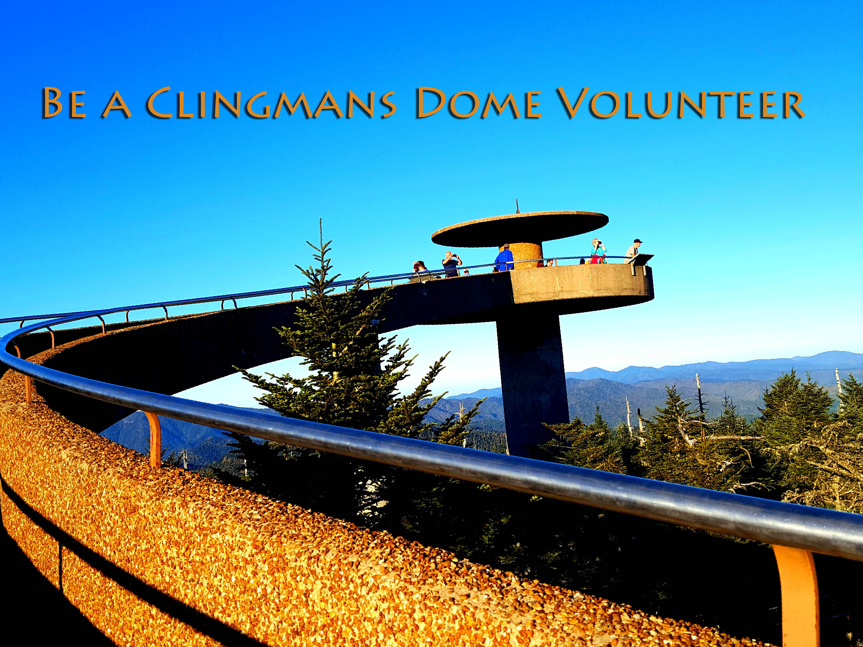Great Smoky Mountains Clingmans Dome Volunteer Opportunity | HeySmo
