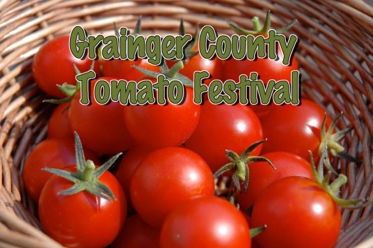 Grainger county Tomato Festival - HeySmokies