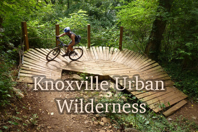 Knoxville's Urban Wilderness is a wild ride!