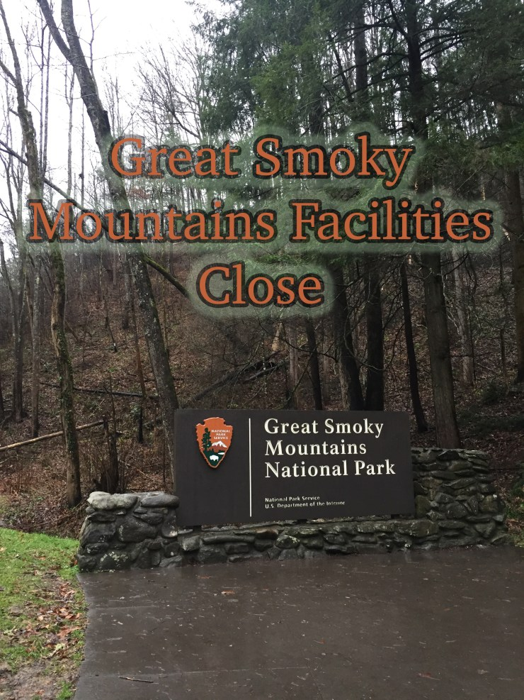 """Visitors are going to be on their own until the shutdown ends,"" Laurel Rematore, Great Smoky Mountains Association (GSMA), CEO."