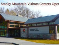 Smoky Mountain visitors centers open for MLK holiday weekend