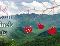 Smoky Mountain Valentine's Events will make your love light shine bright!