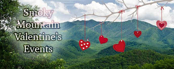 Mountain Valentine Events will make your love light shine bright!