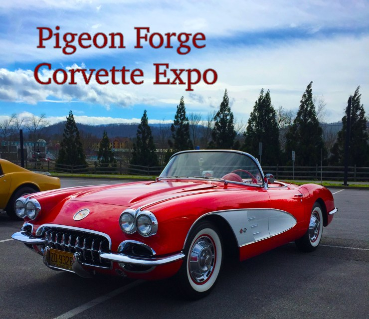 Smoky Mountain Corvette Expo