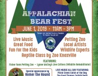 Appalachian Bear Fest 2019 will be fun for the entire family!