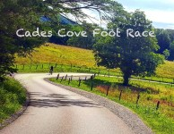 Cades Cove Loop Lope is your chance to experience the beauty of Cades Cove in an all new way!