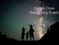 Cades Cove Stargazing event.