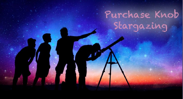 Great Smoky Mountains Purchase Knob stargazing event is your ticket to the stars!