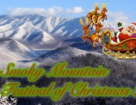 Smoky Mouuntain Festival of Christmas Past will be fun for the entire family!
