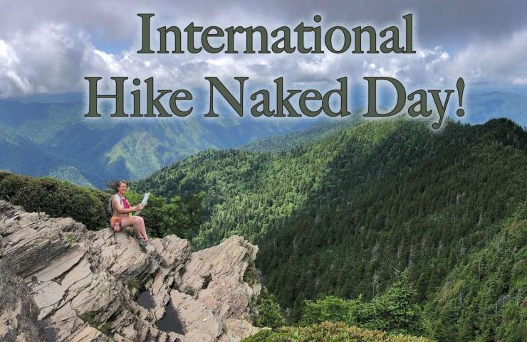 International hike naked day!