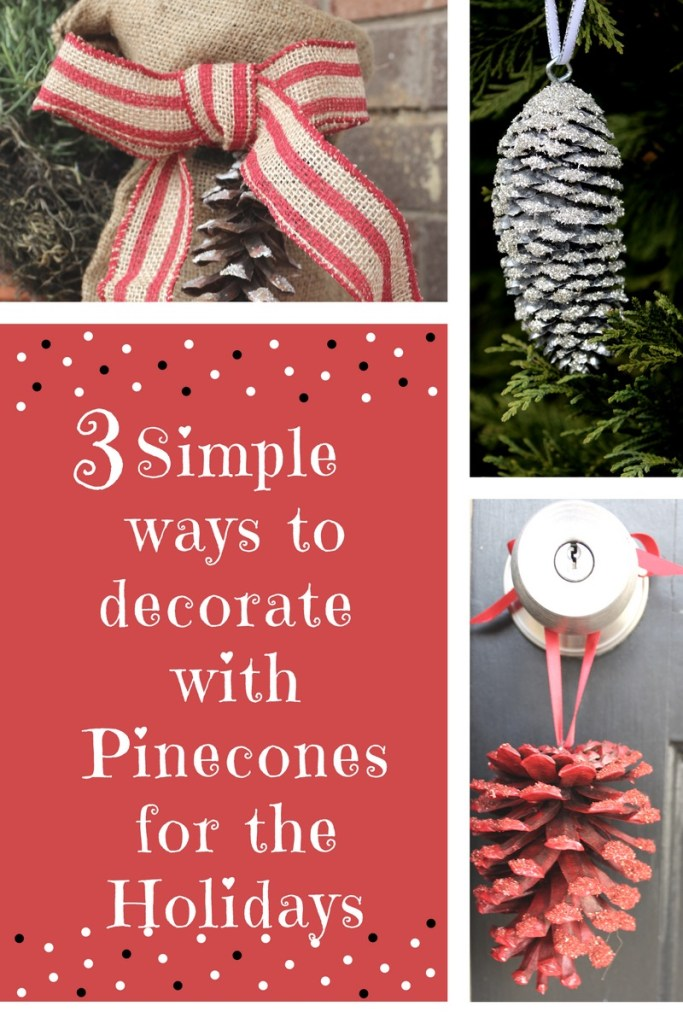decorating-with-pinecones