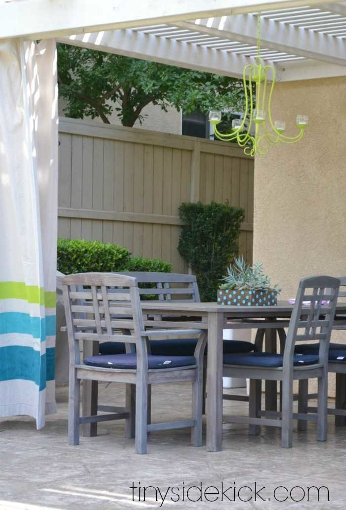 My Outdoor Living Room Reveal on My Backyard Living id=13579