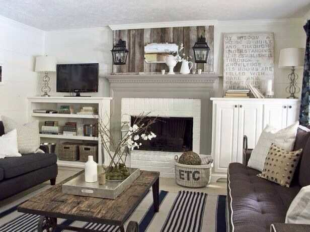 4 Practical Tips That Will Have You Mixing Decor Styles ... on Rustic Traditional Decor  id=89679