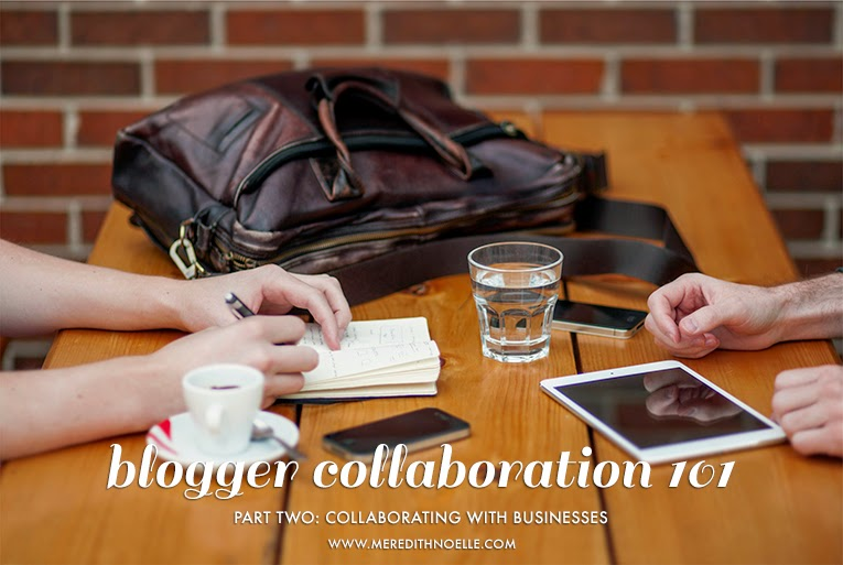 Blogger Collaboration Part Two