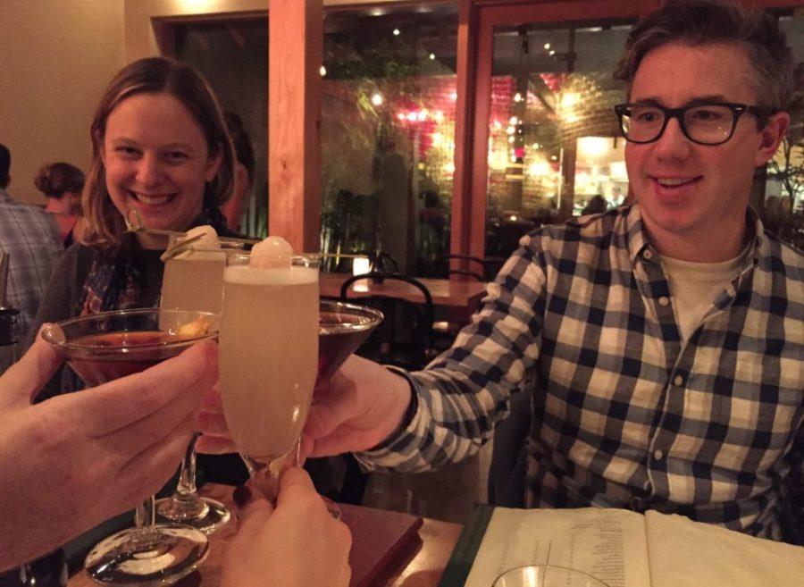 Drinks at Momiji Sushi in Capitol Hill Seattle WA