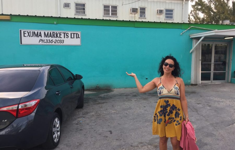 Exuma Market Grocery Store in George Town