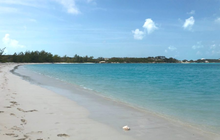 hoopers bay beach Great Exuma
