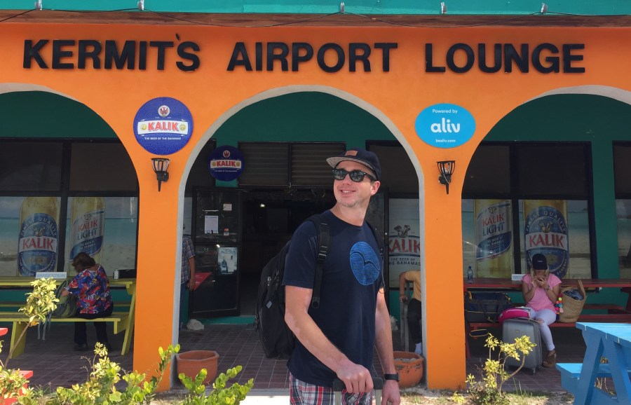 kermits airport lounge, George Town