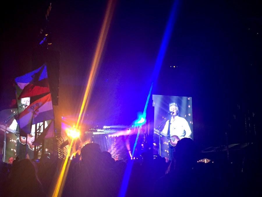 Paul McCartney at ACL 2018 Austin City Limits Austin Texas