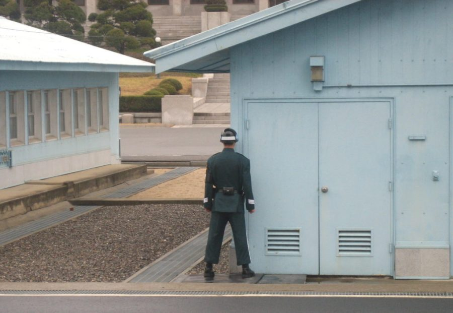 guard at the DMZ