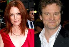 Julianne Moore & Colin Firth