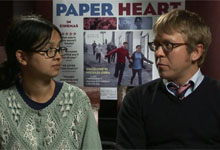 Paper Heart Interview