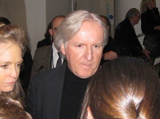 Avatar World Premiere - James Cameron