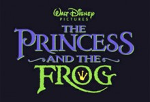 Princess and the Frog logo