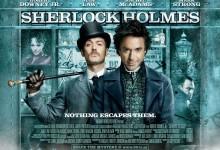 Sherlock Holmes UK Poster