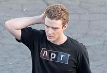 The Social Network - Justin Timberlake